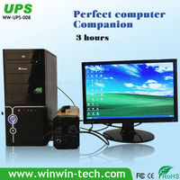 solar power system 5 kva ups without battery high frequency ups power