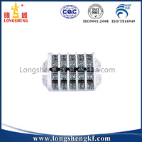 Factory Supply Air Conditioner Parts Terminal Block Bus Bar Terminal Connector Electric Power Screw