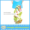 Shengjie factory eco-friendly and flexible silicone cutting board
