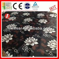 newtest design polyester organza/ nylon organza fabric waterproof