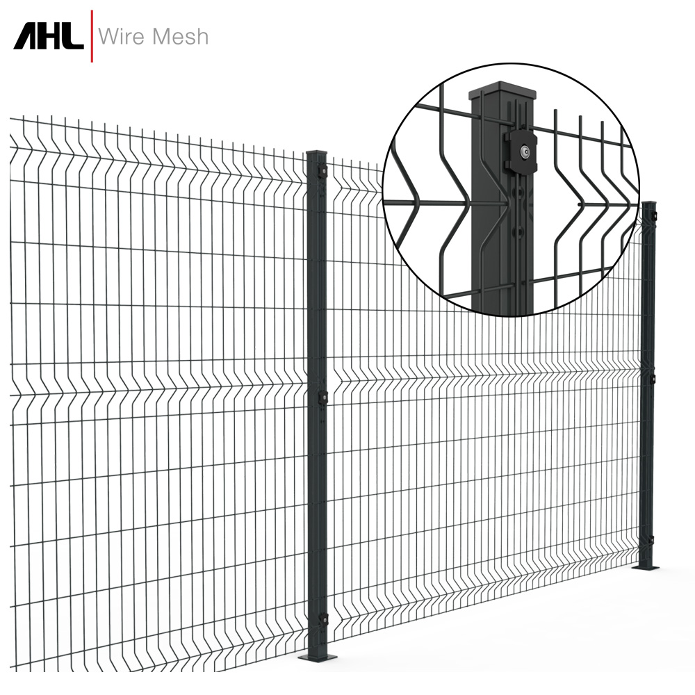Famous Galvanized Welded Wire Mesh Fence Image - Wiring Diagram ...