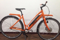 2015 hot selling 28' e cycle electric bike for tall men