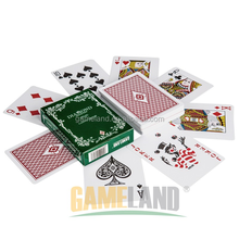 Manufacturer Price Casino Grade Custom Printed Playing Card 100% New Plastic Poker