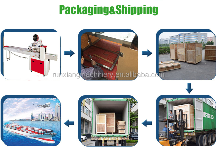 High Quality Small Ice Cream Hard Tamarind Candy Granola Bar Tamarind Candy Pillow Bag Packaging Machine