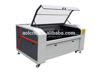 High precision competitive price CO2 laser cutting&carving machine prices