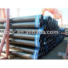Cold Rolled 15CrMo seamless steel tube/pipe
