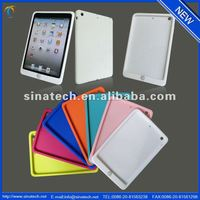 For iPad mini 2 silicone cover,shockproof and waterproof,complete protection.