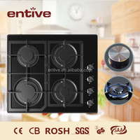 hot sale gas stove burner with glass top for sale