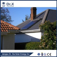 Best selling excellent home solar power system, solar water heater price