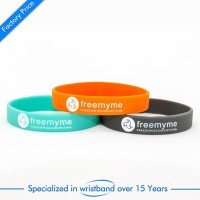Hotsales cheap eco-friendly silicone wristband