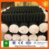 CE professional chain link wire mesh with chain link fence fittings