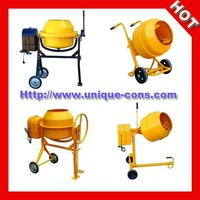 Hot Selling Convenient and Fast Mobile Self Loading 100-125L Mini Concrete Mixer Price for Sale