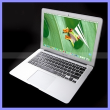 Crystal Full Cover Ultra Thin Laptop 11 Inch Clear Screen Protector For Macbook Air