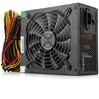 1600w PC Power Supply Quiet Fan