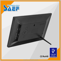 hot video advertising player of 7''1024*600 resolution support SD card