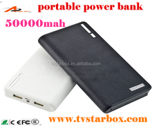 New wallet Power Bank, Multi Colored Gift Perfume 50000 Mah USB Portable Power Bank PayPal Accepted USA