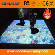 1024*768 pixels entertainment advertising custom size CE certificate interactive floor projection system