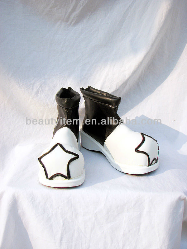 Soul Eater--black star.Cosplay boots.Cosplay shoes