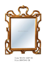 FA-125P-01Decorative wall hanging mirror frame