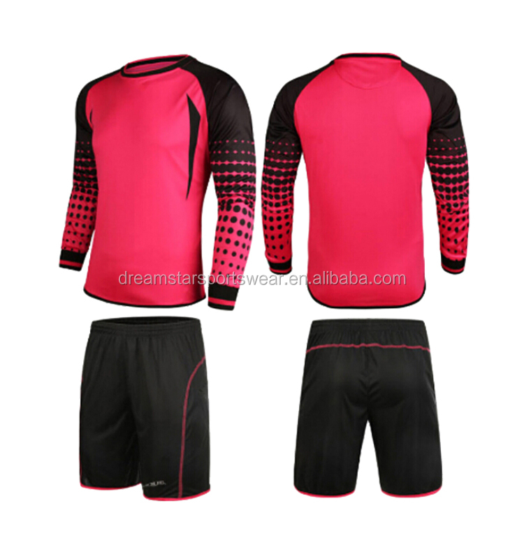 2019 Best Patterns SoccerJersey Goal Keeper Soccer