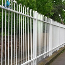 Factory price reasonable price simple wrought iron fence gate design