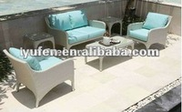 all weather used cane sofa set price