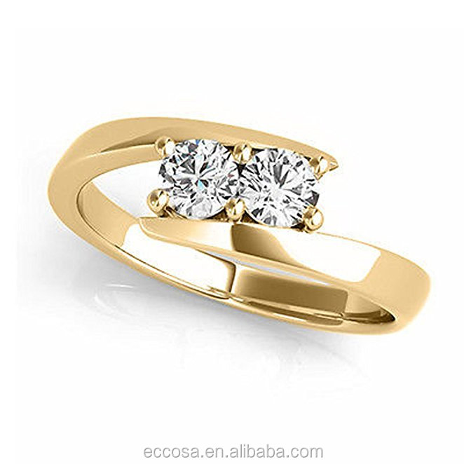 Factory direct sales fashion jewelry hot selling ring 2 gram gold ring price