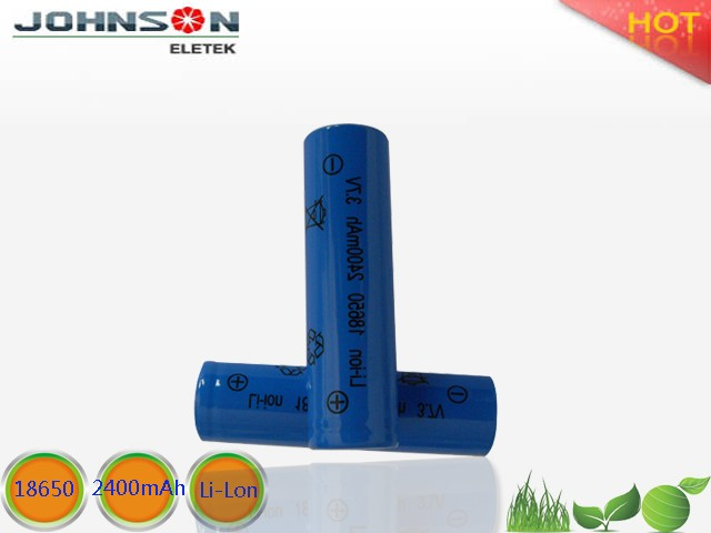 18650 battery made in china inr18650e lithium battery