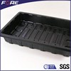 2016 new large plastic flat trays