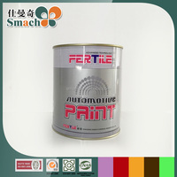 China gold manufacturer Hot sale thinner with full line paint