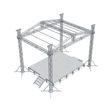 Guangzhou 290*290mm Aluminum Stage Truss for Sale