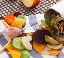 Best quality of VF mixed vegetable chips healthy snacks