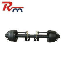 Good Quality HQ1302W Trailer Spare Parts American Axle
