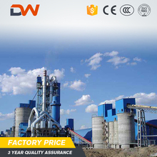 Dry Process Cost Of Used Pozzolana Cement Plant Equipment Price For Sale