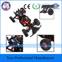 2.4GHz RC Car 4X4 RC Monster Truck 4WD Off Road Car