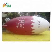 High quality advertising rc helium flying airship blimps inflatable blimp for sale