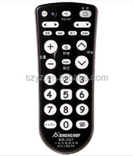 2014 new products universal air conditioner remote control used for Panasonic a/c china factory