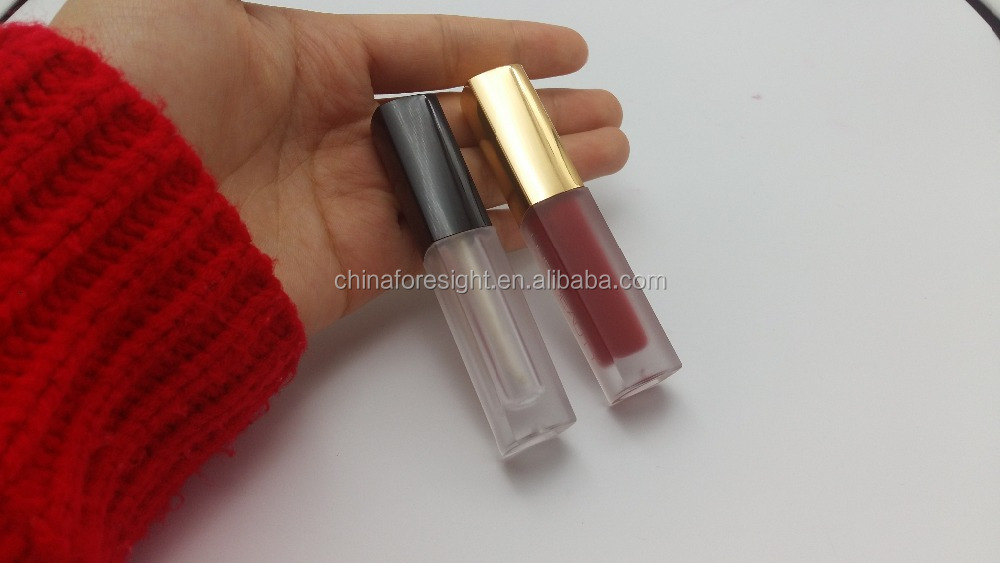 matte lipstick tube no logo stick your own brand makeup