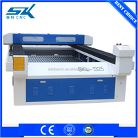 Hobby co2 wood cutting machine 1325 size 100W cnc laser for sale