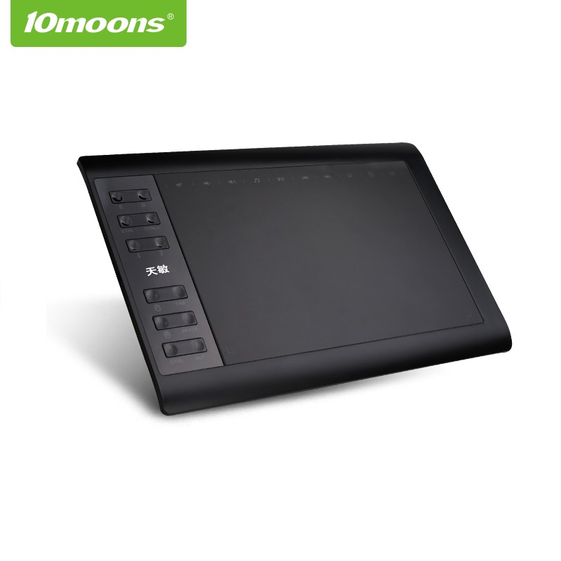 10moons G10 graphic tablet with pen