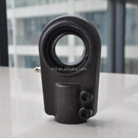 Oil lubricated locking type rod ends for hydraulic components GK30SK