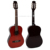 high gloss red classical guitar china instrument cheap 39''maple beginner classical guitar CR-01