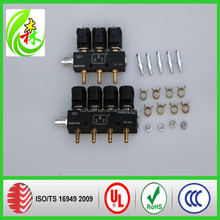 LPG/CNG/NGV/GNV Common Rail Injector For4/ 6/8 Cylinder Fuel Injection Kits