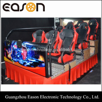 4D 5D 6D 7D 8D 9D Cinema Theater Movie Motion Simulator