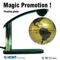 Try new Technology ! Magnetic Floating Globe for Gift item ! casino promotion gift