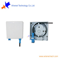 2 Core FTTH fiber optic distribution box