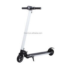 Folding portable 2 wheel young people electric mobility scooters for sale