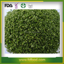 Healthy FD Vegetable Pure Natural Food Freeze Dried Chives For Sale
