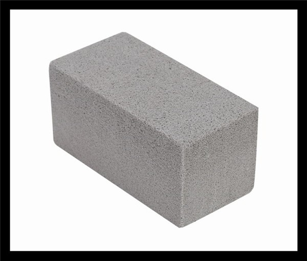 pumice stone with handle for kitchen cleaning