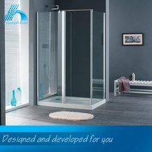 Factory Price Top Class New Pattern Shower Cabinet Folding Door